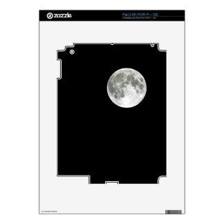 Moon Decals For iPad 2