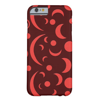 moon design barely there iPhone 6 case