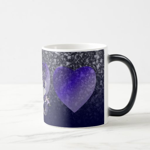 Moon Dragon 11 Oz Magic Heat Color-Changing Coffee Mug
