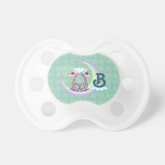 Moon Dragons Baby Pacifier