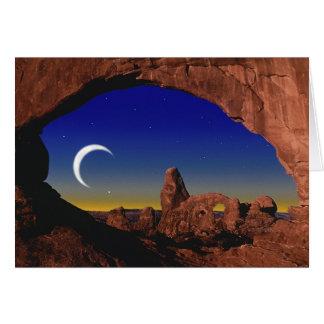 Moon Dream Card