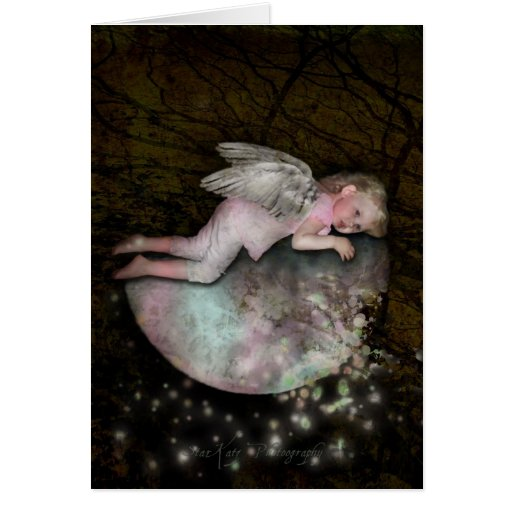 Moon Dreams Card