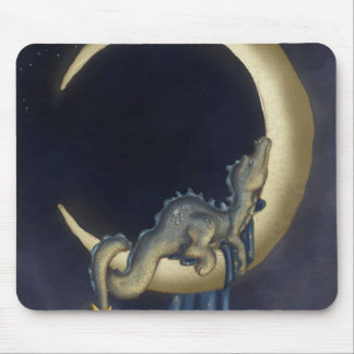 Moon Dreams Mouse Pad