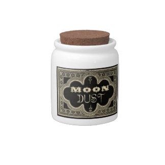 Moon Dust Candy Jar