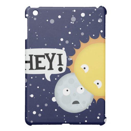 Moon Eater iPad Mini Cases