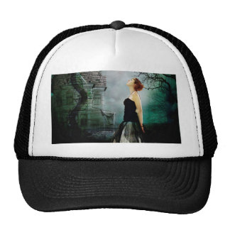 MOON ENCHANTED.jpg Trucker Hat