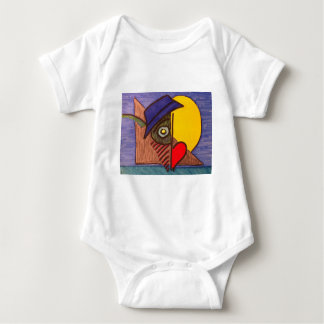 Moon Eye Flow Fly Infant Creeper