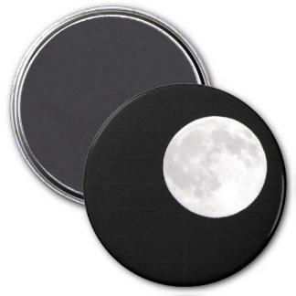 Moon Eye 3 Inch Round Magnet