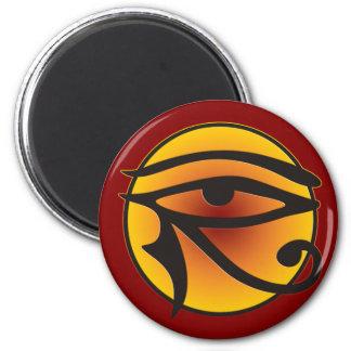 Moon Eye Of Horus Magnet