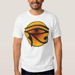 Moon Eye Of Horus Tshirt