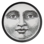 Moon Face Plate