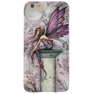 Moon Fairy Fantasy Art Artwork Fairies Barely There iPhone 6 Plus Case