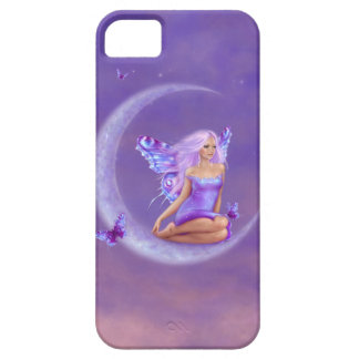 Moon Fairy iPhone 5 Case-Mate Barely There™ iPhone SE/5/5s Case
