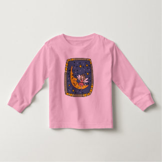 Moon Fairy Toddlers Long Sleeve Shirt Top