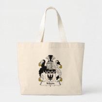 Moon Family Crest Bag