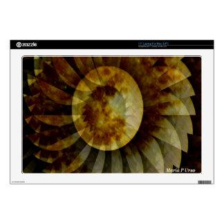 Moon Flower.jpg Laptop Skins
