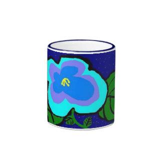 Moon Flower mug