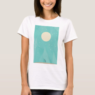 Moon Flower T-Shirt