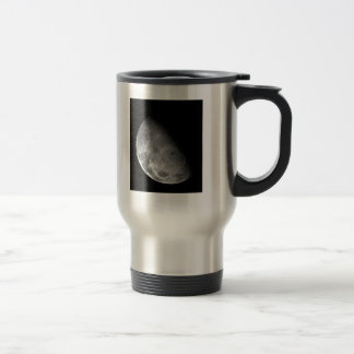 Moon from Galileo Planetary Space Mission 15 Oz Stainless Steel Travel Mug