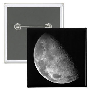 Moon from Galileo Planetary Space Mission Pin