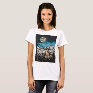 Moon Gazer Hare T-Shirt