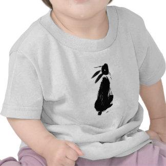 Moon-gazing Hare Tshirt