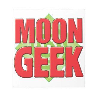 Moon Geek v2 Notepads