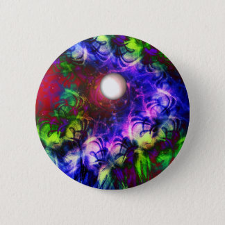 Moon Glow Pinback Button