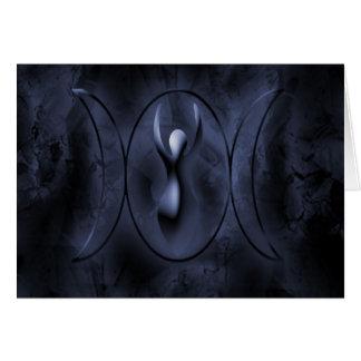 Moon Goddess 2 Card