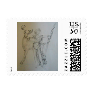 Moon Goddess Book of Stamps - 1st Class