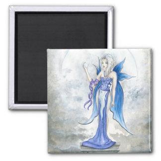 Moon Goddess fairy Magnet