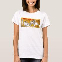 Moon Goddess & Her Serpent T-Shirt