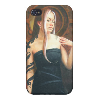 Moon Goddess iPhone 4/4S Cover