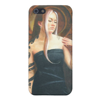 Moon Goddess iPhone 5 Cases