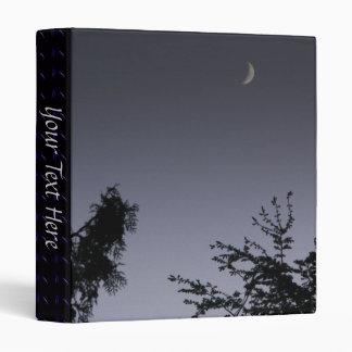 Moon Greeting Binder
