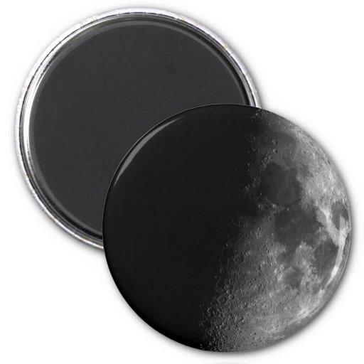 Moon, Half Moon Magnets