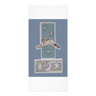 moon hare rack card