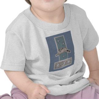 moon hare tee shirt