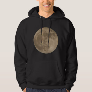 Moon Hoodie Full Moon Sweatshirt Moon Shirt
