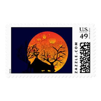 moon house postage