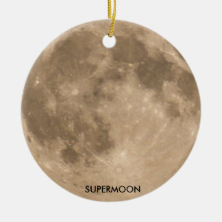 Moon Image for Circle Ornament