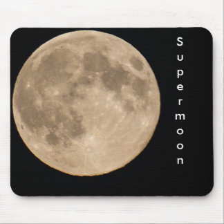Moon Image for Moucepad Mouse Pad