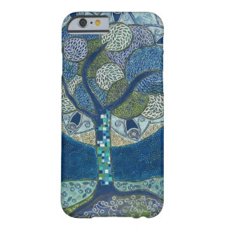 Moon in Bloom (painting) Barely There iPhone 6 Case