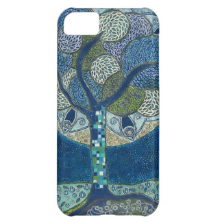 Moon in Bloom (painting) iPhone 5C Cases