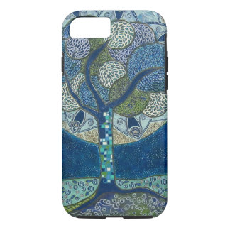Moon in Bloom (painting) iPhone 8/7 Case