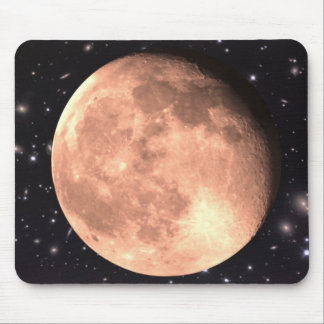 Moon in Hercules Mouse Pad