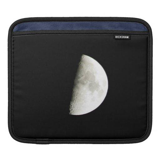 Moon iPad Sleeves