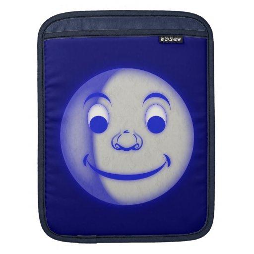 Moon iPad Sleeve