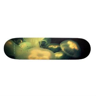 Moon Jelly Skate Deck