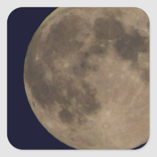 moon.jpg.jpg pegatina cuadrada